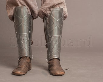 Steel Armour: Legs Dwarven Pair