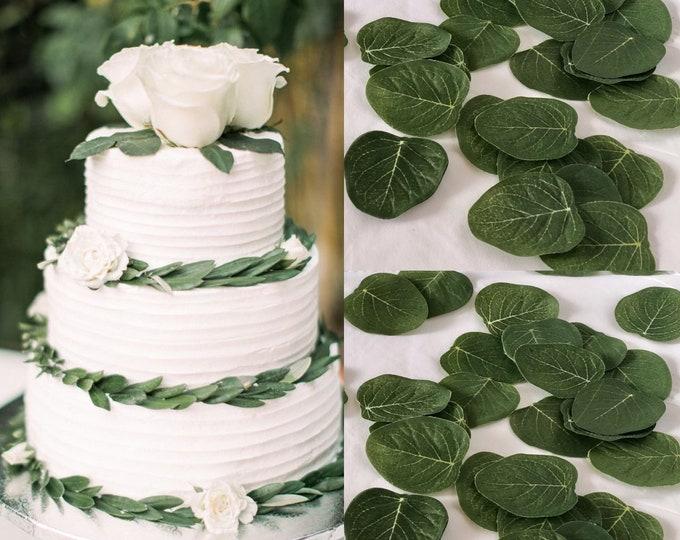 Flower petals wedding, Eucalyptus Table, Toss Petals, Table Runner, Eucalyptus, Silver Dollar Eucalyptus, Wedding Petal, Flower Petals
