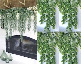 Eucalyptus bouquet, faux eucalyptus spray, Silver Dollar eucalyptus, eucalyptus leaves, eucalyptus centerpiece, eucalyptus greenery Etsy