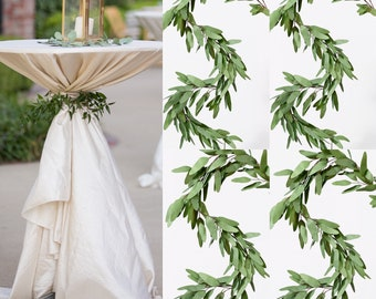 Eucalyptus Garland Wedding Garland Wedding Arch Decor Eucalyptus Greenery Garland Wedding Arbor Wedding Arch Garland Backdrop