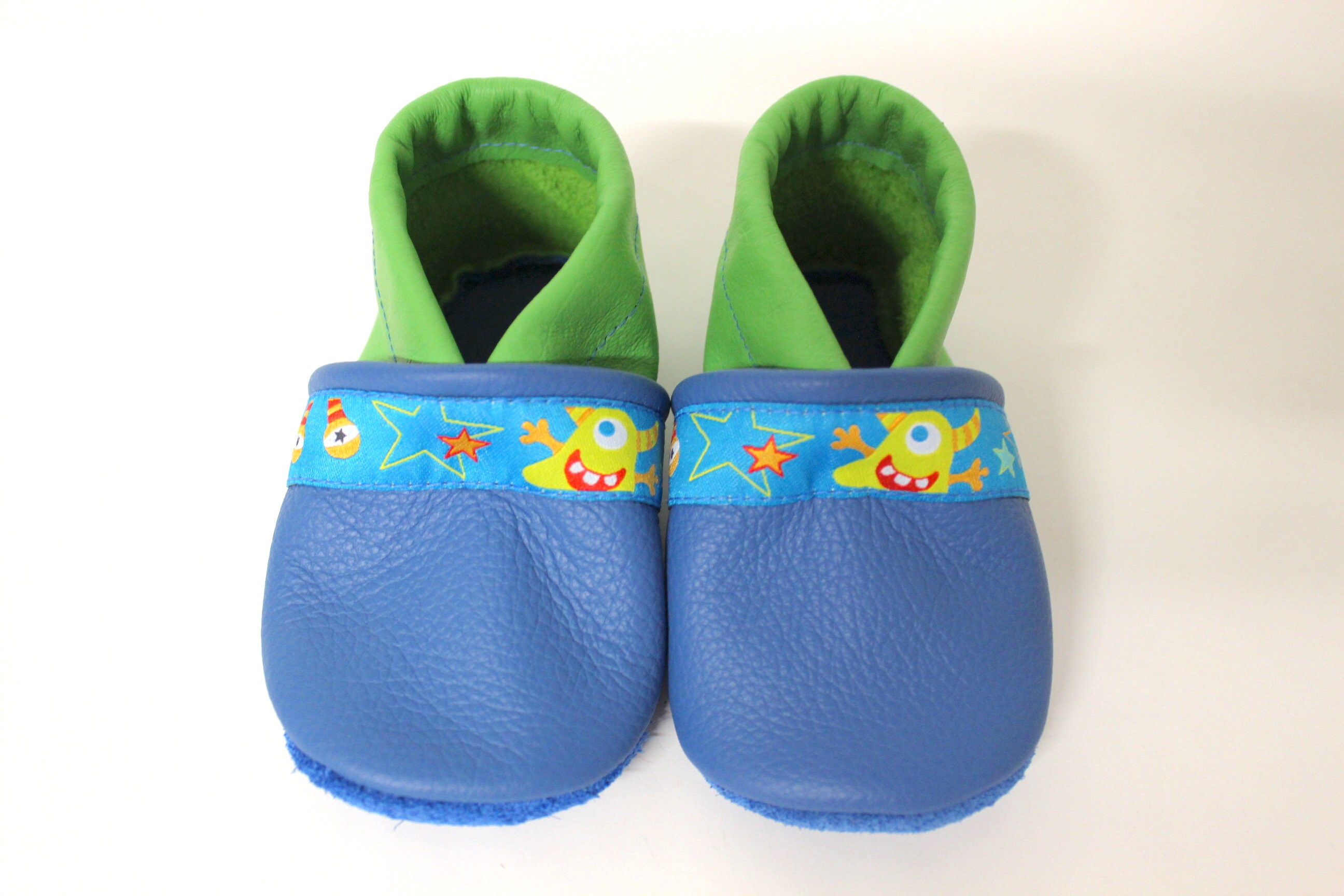 new style 85499 89c7d Gr. 18/19-crawl shoes, crab plugs, baby chicken-ready to ship
