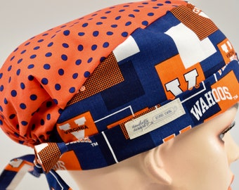 8cdf62968a998 Women s fitted scrub hat