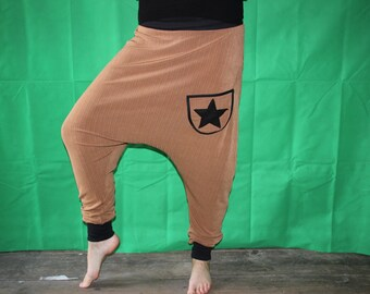 Bloomers  Harem Pants Star Sarouel pants sizes M/L