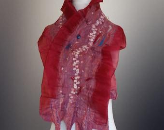Nuno felt scarf/stole