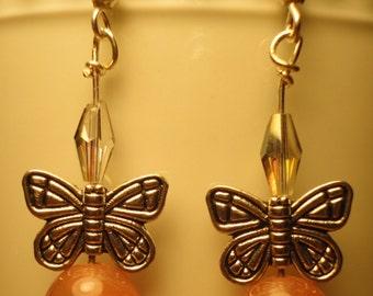 Butterflies & soft coral