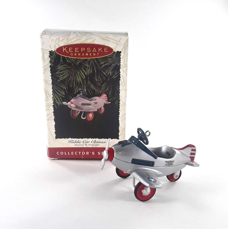 Hallmark Keepsake Christmas Ornament Kiddie Car Classics image 0