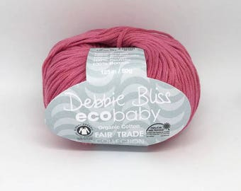 Debbie Bliss - Eco Baby - 12 Rose
