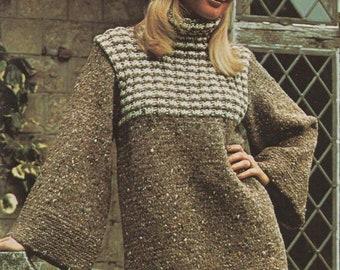 25d8ba6f3 Smock sweater
