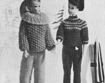 Puppe Häkeln Pullover Etsy
