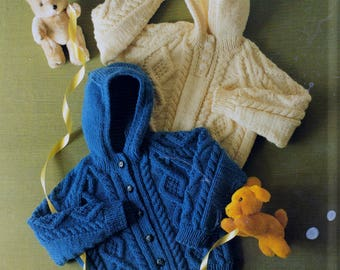 d33265c91 Aran baby knitting patterns