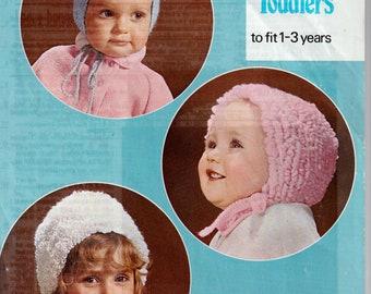 Free knitting patterns hats | Etsy