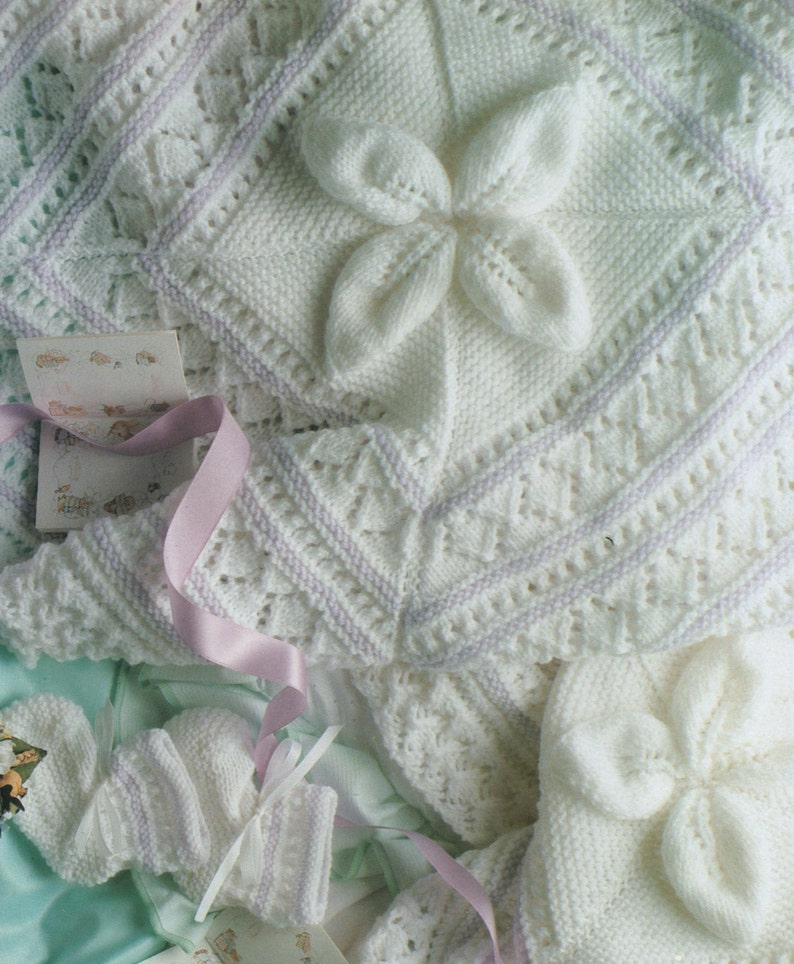 d682b2586 Instant PDF Download Vintage Row by Row Knitting Pattern to