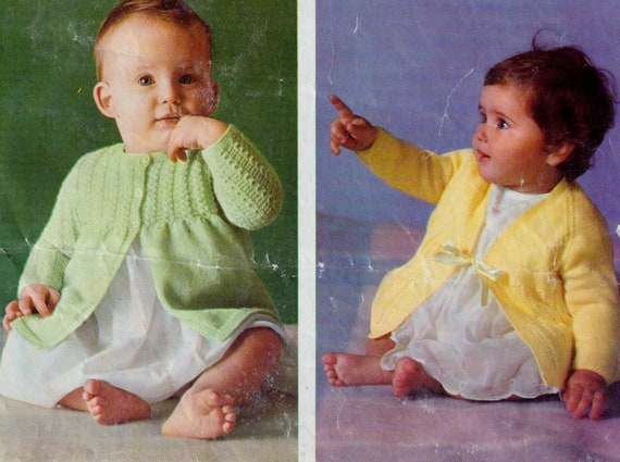 bec9b3ee7be8 Instant PDF Download Row by Row Vintage Knitting Pattern to