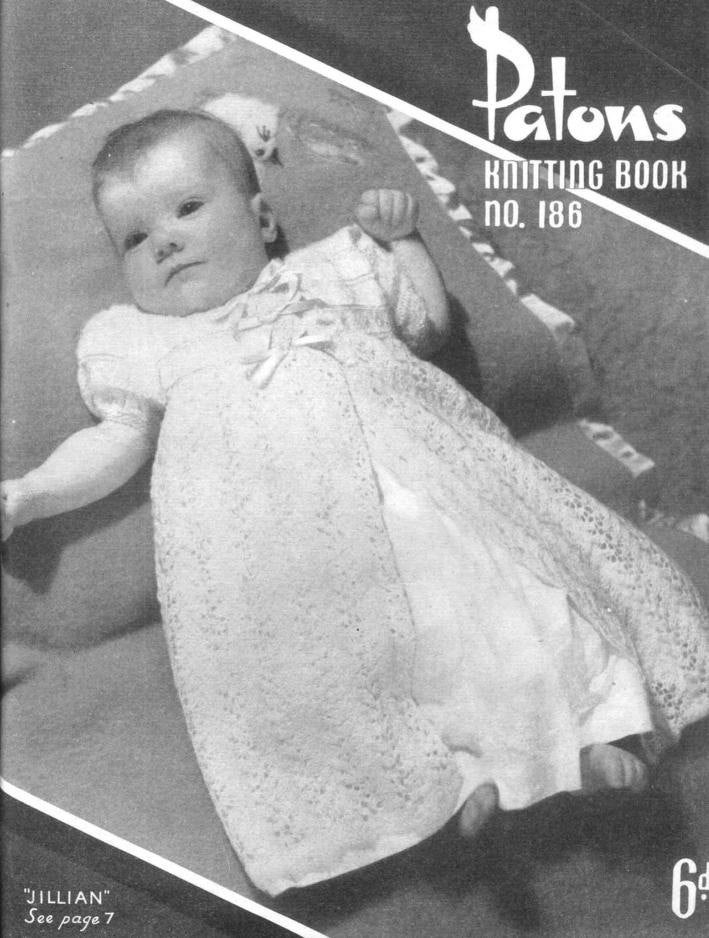 Almost Free Instant Download Pdf Vintage Knitting Pattern 20 Page