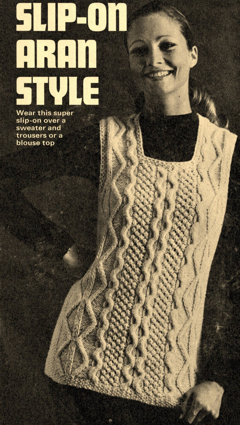 a50aee252070 Instant PDF Digital Download Vintage Row by Row Knitting