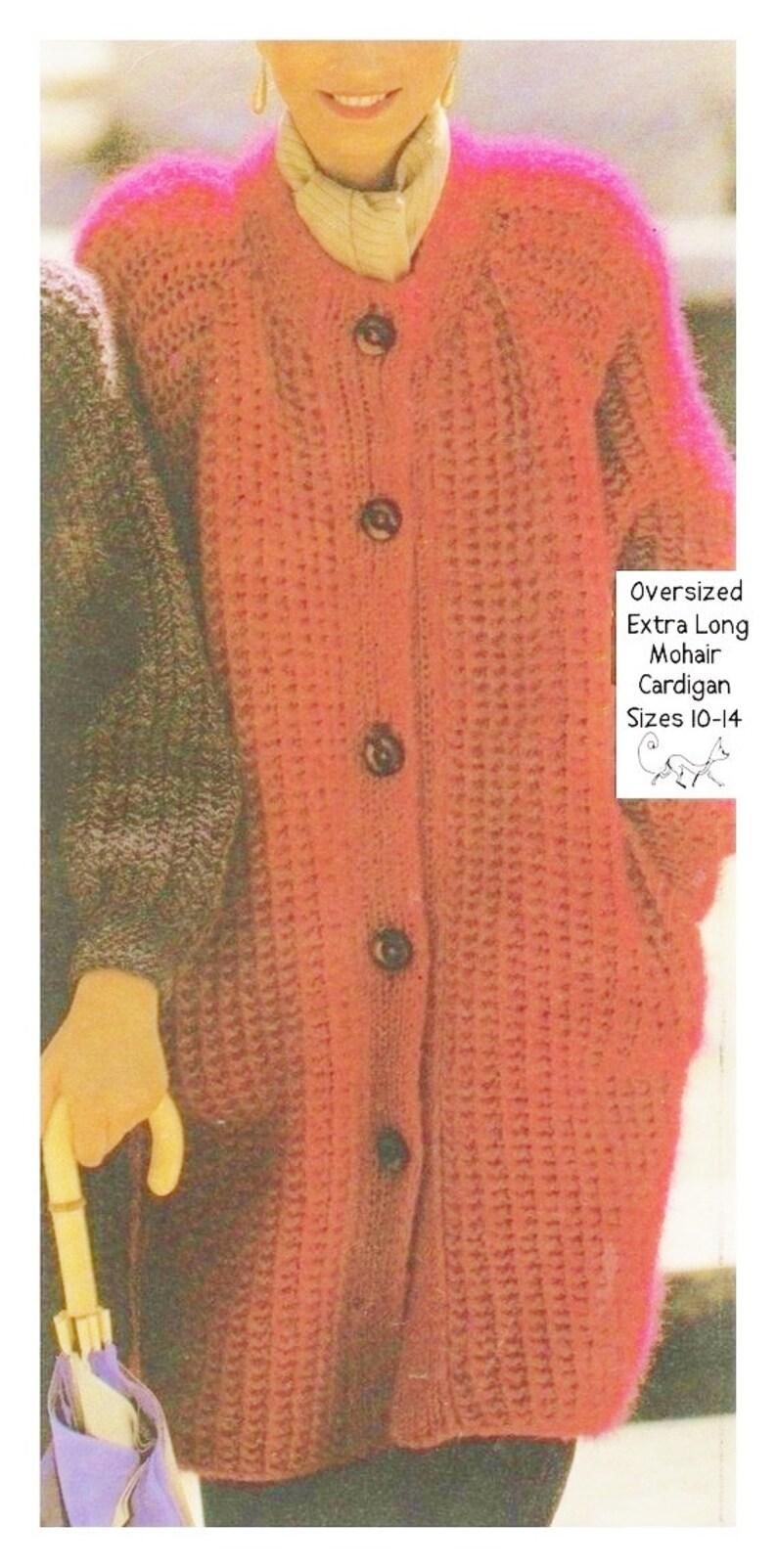 7d47834c44960 Instant PDF Digital Download Vintage Knitting Pattern a Ladies