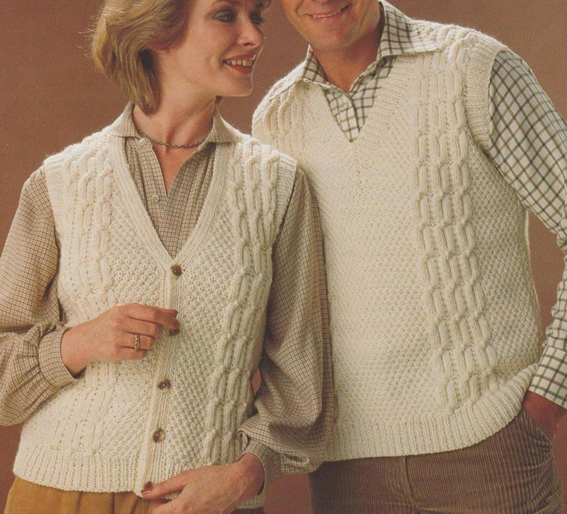 67e536a12 Instant PDF Download Vintage Row by Row Knitting Pattern to