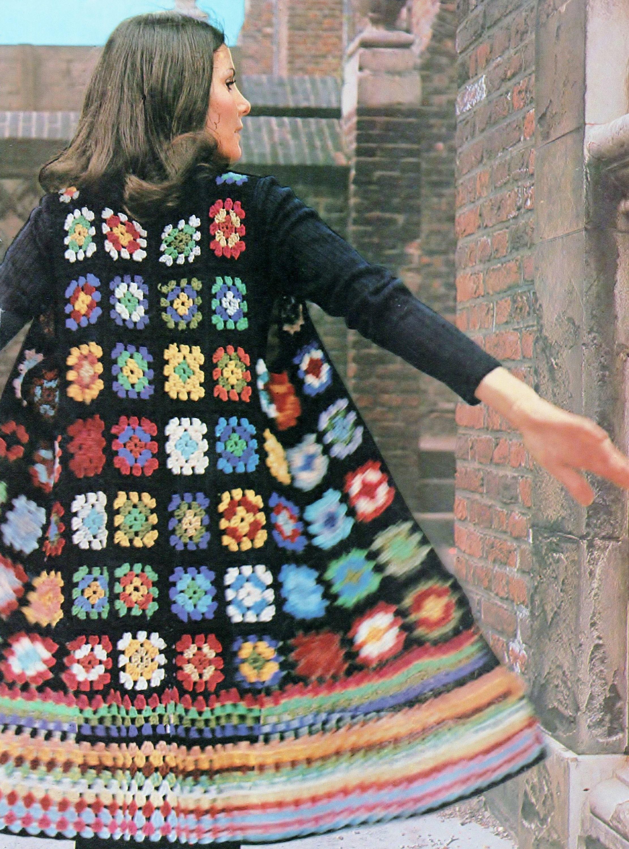 Instant Pdf Digital Download Vintage Crochet Pattern Ladies Womens