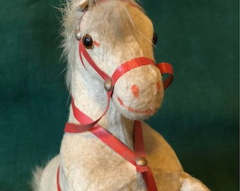 Old Wind Up Dancing/Trick Pony Toy