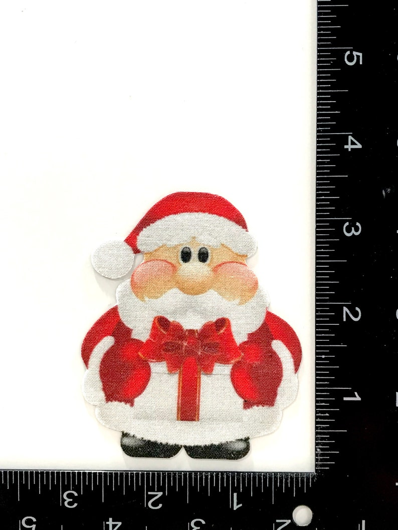 St SANTA Santa Magnet MAGNET Merry Christmas Nick Christmas Magnet Santa Claus Christmas Magnet Greeting Card Gift Christmas Decor