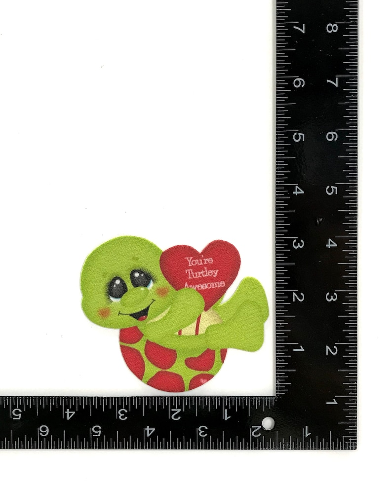 Valentines Day Magnet Love Gift Valentines Gift Turtle Valentines Day Decor Valentines Day Valentine Love MAGNET Hearts Be Mine