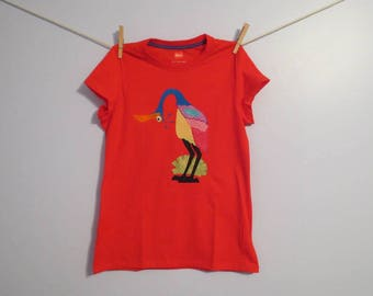 KEVIN the BiRD from UP Custom Boutique T SHIRT Tee HoLiDaY Vacation
