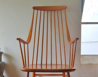 Magnificent Rocking Chair Etsy Unemploymentrelief Wooden Chair Designs For Living Room Unemploymentrelieforg