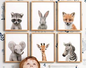 db5857d4c453 Baby animal prints