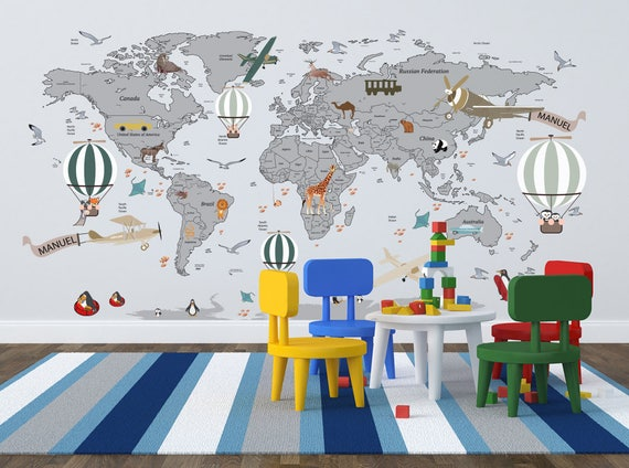 Airplane World Map Decal - Clear Vinyl Decal - Boys Room Decals - World on large map of world, neutral map of world, clear world map with countries, pink map of world, stone map of world, focused map of world, current map of world, long map of world, accurate map of world, map of the world, metal map of world, good map of world, horizontal map of world, natural map of world, black map of world, color map of world, silver map of world, true map of world, entire map of world, easy to read map of world,