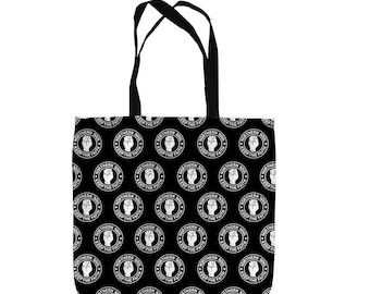 4a8ae207d3 Northern Soul Black   White Design Tote Bag Shopping Bag Beach Bag School  Bag