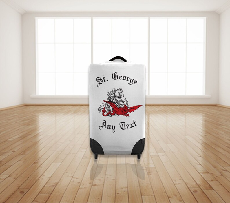 Northern Soul All Over Design Suitcase Cover Easily Identify Your Case On The Carousel *Suitcase Not Included* Large
