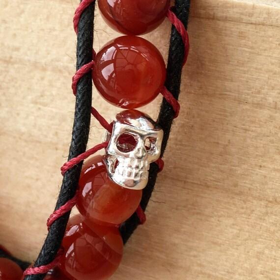 Blood & Bones Bracelet