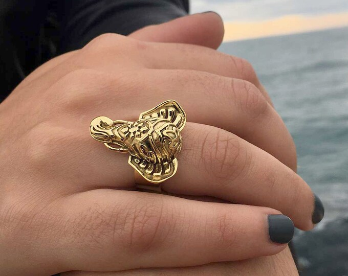 • Brass rings