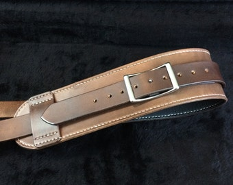 Two-Piece Guitar Strap