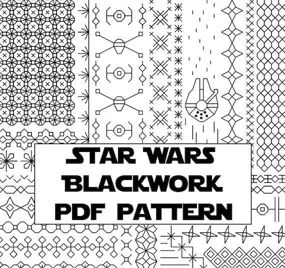 Top 9 Star Wars Cross Stitch Kits And Patterns Sew Homegrown