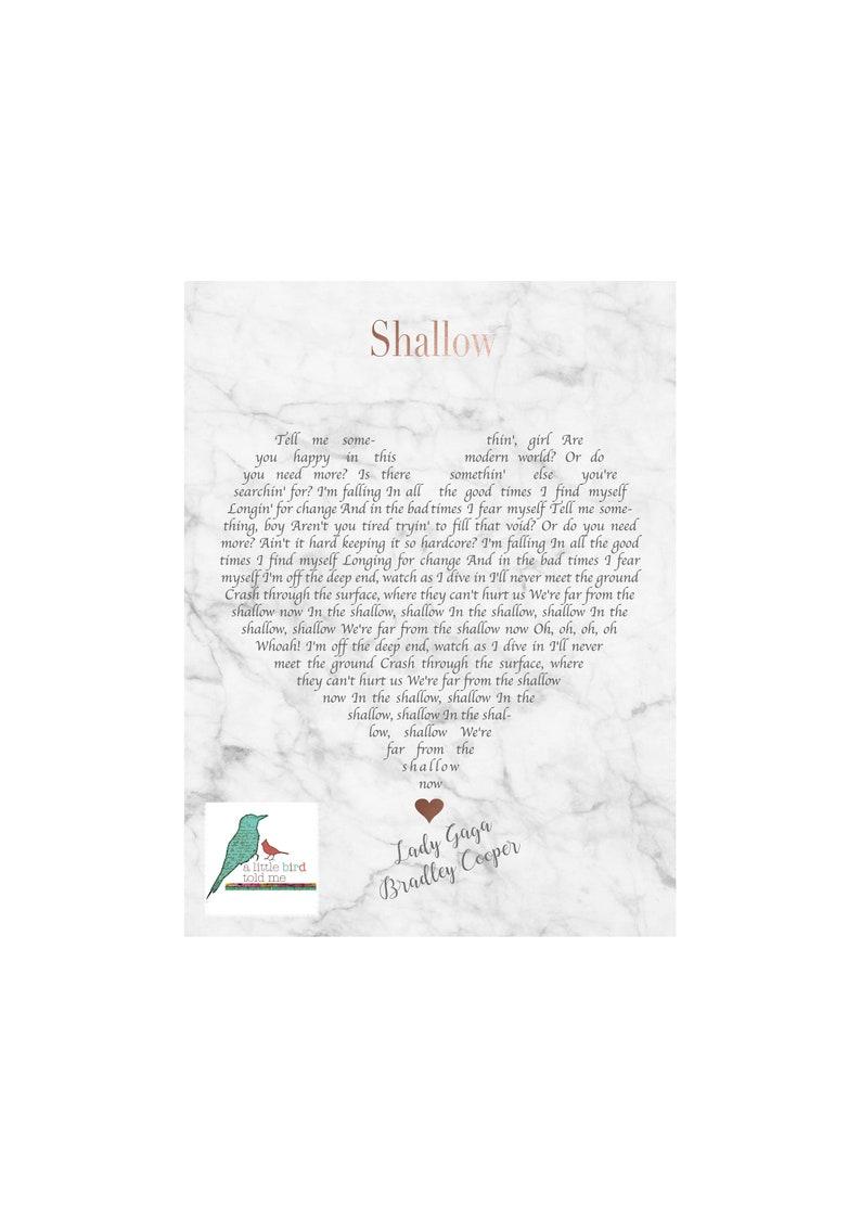 shallow übersetzung songtext