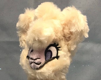 "Paprika alpaca from """"Them's Fightin' Herds"""""
