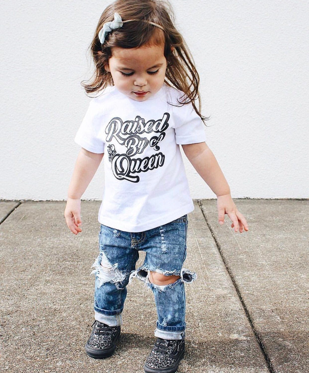 9ba96b587 SABBATHS baby boy girl unisex toddler destroyed distressed deconstructed  ripped bleached denim skinny jeans Oshkosh. gallery photo ...