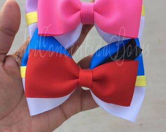 Daisy Donald Duck Bow