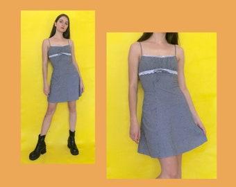 ab4c5edcd22 90s strap dress | Etsy