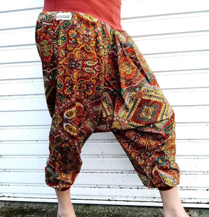 Harem Pants 2 in 1 Jumpsuit Rasta Trouser Ali baba trouser