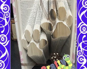 Paws (Book Folding Pattern 300 Folds)