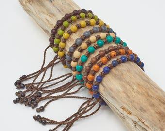 Sillp'a - Simple Seed Bracelet