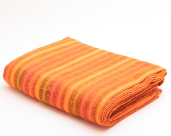 Pedernales - Handmade Blanket, Vegan Friendly