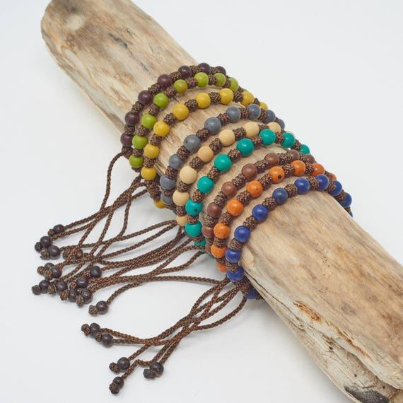 MAKIWATANA | Simple Seed Bracelets, Handcrafted & Vegan Friendly