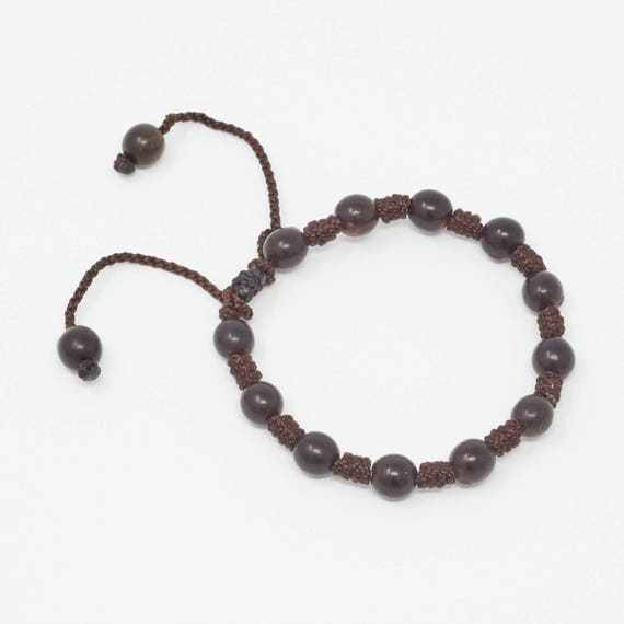 MAKIWATANA | Simple Seed Bracelet, Handcrafted & Vegan Friendly