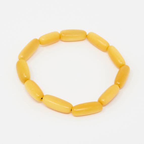 MURUKUNA | Tagua Arroz Bracelet, Handcrafted & Vegan Friendly