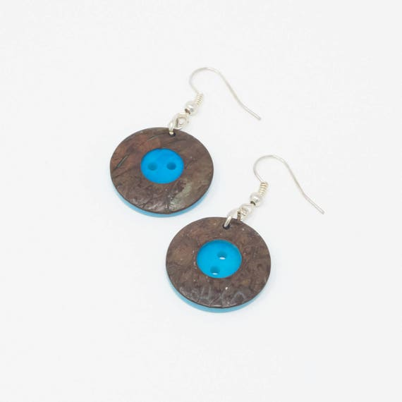 WARKU | Tagua Earrings, Handcrafted & Vegan Friendly