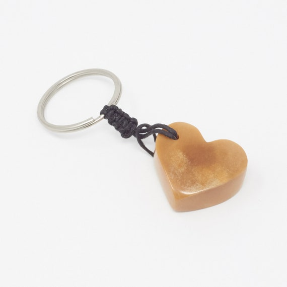 TIRANI | Tagua Eco Seed Keychain, Handcrafted & Vegan Friendly