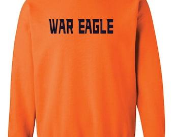War Eagle Crew Sweatshirt